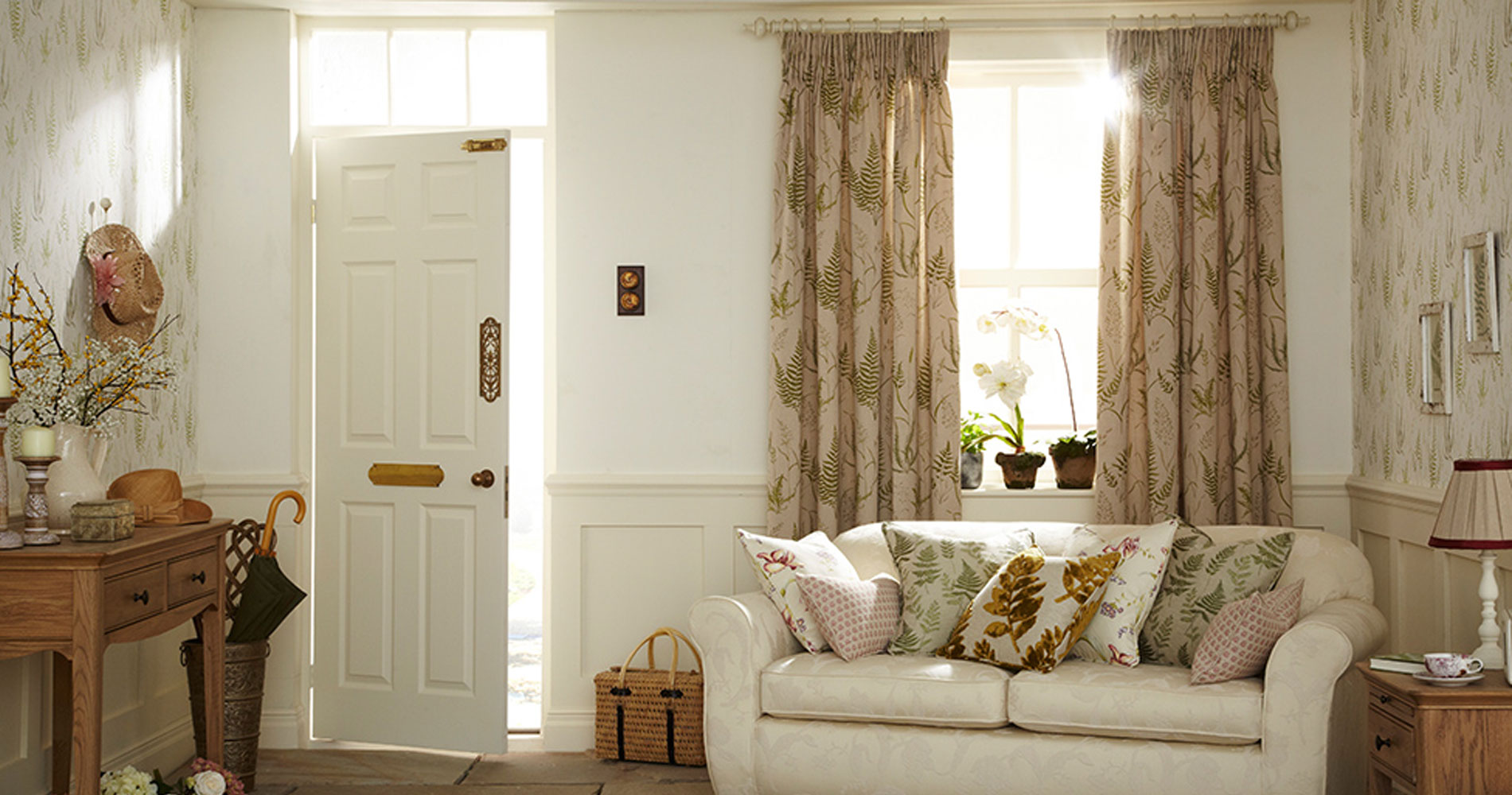 Made to Measure Curtains - Curtain Blinds